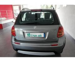 Suzuki SX4 1600 GPL unico proprietario