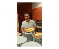 Pizzaiolo Napoletano 32 anni con esperienza
