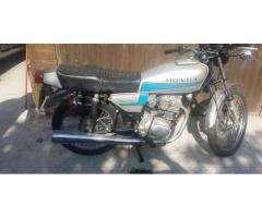 Honda CB 125 - 1977