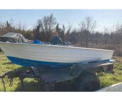 Barca Open 4 metri