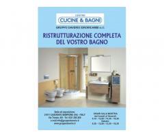 Ristrutturazione bagno,Varese,Gallarate,Jerago,Cavaria