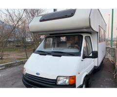 Camper Ford Transit