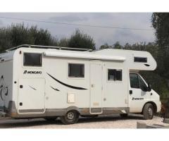 Camper Fiat Ducato 7m