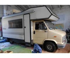 Camper motorizzazione fiat ducato