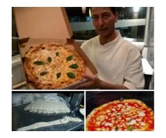 Pizzaiolo disponibile da maggio levico e dintorni