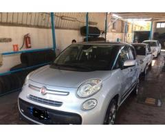 Fiat 500 living