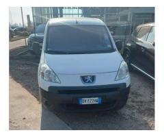 Peugeot partner 1.6 diesel.anno 2009
