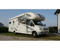 Camper XXL A9000 patente C km 67388 come nuovo