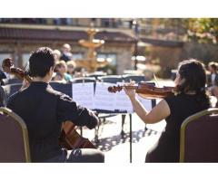 Quartetto d'archi musica matrimonio a Novara