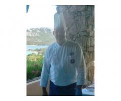Primo Cuoco, Chef di Cucina in Hotels, con Brigata
