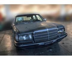 Mercedes 280 se - 1974
