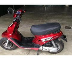 MBK Booster 50 - 2011