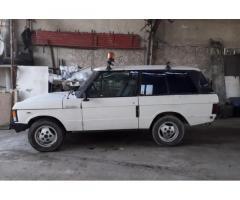LAND ROVER Range Rover 1ª-2ªs. - 86