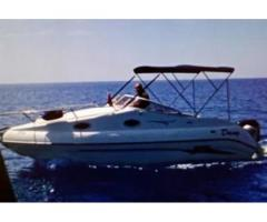 Barca acquamar bahia 20 full optional con carrello