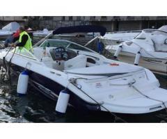Barca sea ray 220 sun sport come nuova