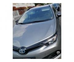 Per taxisti - TOYOTA Auris 2ª serie - 2019