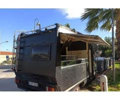 Pizza Mobile, Camper, 7000 euro