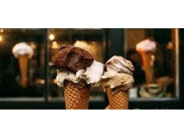 Banconista bar gelateria pasticceria gastronomia