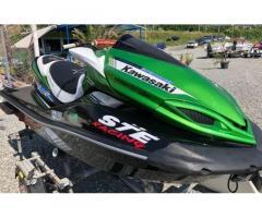 Kawasaki ultra 300x 67 ore di navigazione