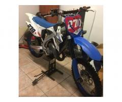 TM Mx 125 - 2015