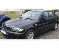 BMW Serie 3 (E46) - 2004 impianto metano 1.8cilind