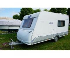 Roulotte caravelair antares style