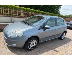 Fiat grande punto 1.4 benzina neopatentati 2006