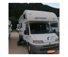 Hymer Camp 644