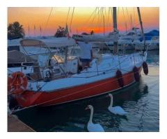 Barca a vela 31 piedi natante
