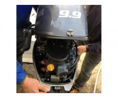 Bombard AX 500 con Yamaha 9.9
