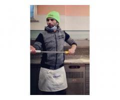 Pizzaiolo o gestione pizzeria