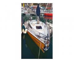 Nytec 23 Barca a vela progetto S. Della Rosa