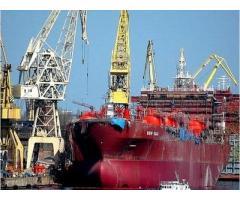 Carpentiere navale metallico