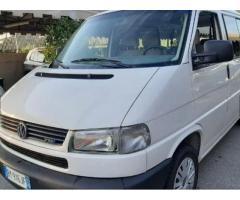 Volkswagen transporter 2.5 tdi 100 cv 9 posti 2002