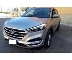 "Hyundai Tucson 1.7 Td 115 cv 5P""Come Nuovo"" 2018"