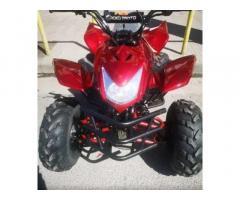 Quad new 003 125cc 4t con retromarcia r8