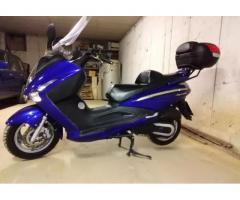 Scooter sym joy max 250 cc
