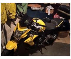 Cross rfz juaguar 125cc 4t 17 14 guazzoni