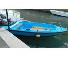 Barca Conero Delfino Motore Honda 40cv