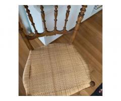 Impagliatrice sedie