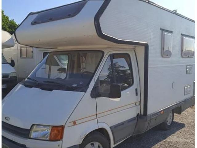 Camper Ford 2.5d 5 marce (Battistini) max serietà