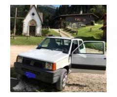 Fiat panda 4x4 Trekking unipropietario