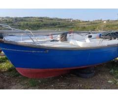 Barca a vela 6 mt 300 euro