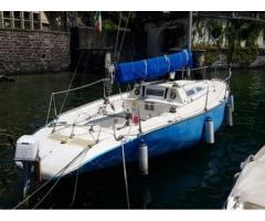 Barca a vela Rivetto