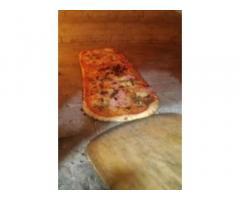 Forno a legna forno elettrico (pizzaiolo)