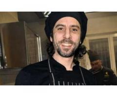 Cuoco esperto carne e griglia
