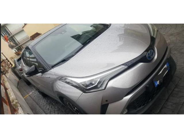 Toyota c-hr - 2019