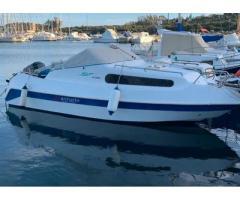 Barca marinello 20 cabin