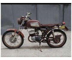 Aermacchi Harley Davidson125 targa originale