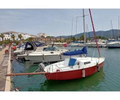Barca a vela micro challenger 5.5 cantiere Julien